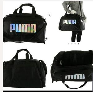 Puma Unisex New carry on gym bag